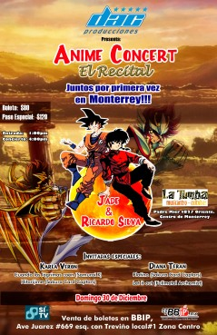 Poster Anime Concert2