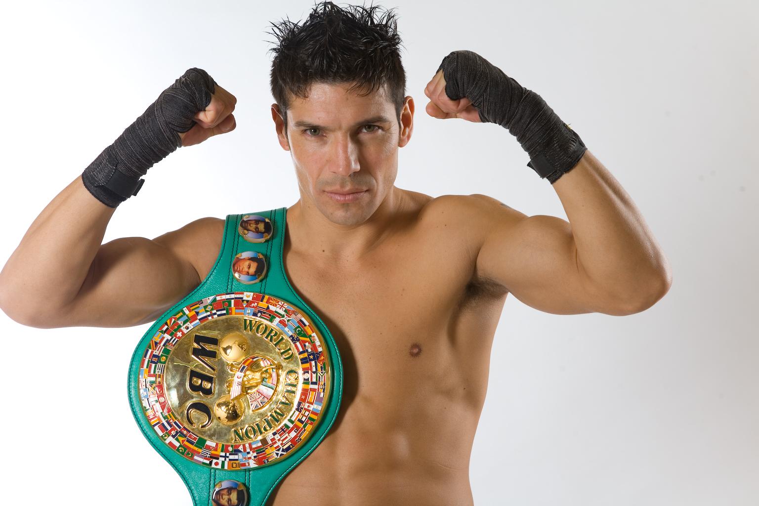 En la argentina el boxeo tiene mas representantes y crece for Chimentos de famosos argentinos
