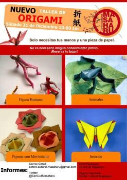 Taller de Origami 01 CCM