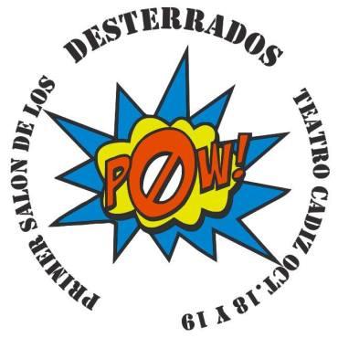 Logo del Salón de los Desterrados 2014