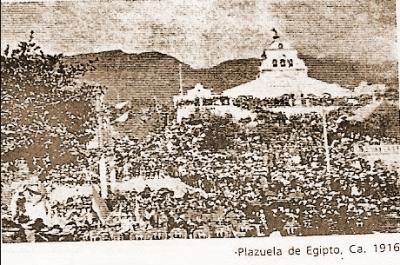 La Ermita del Barrio Egipto y las primeras Fiestas de Reyes en la década de 1910