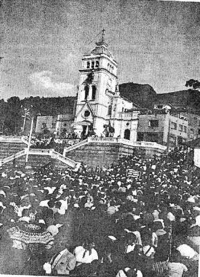 Fiestas de Santos Reyes en la década de 1980