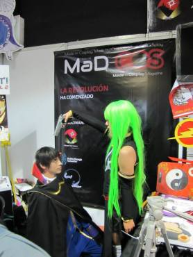 Foto revista MADCOS, cortesía Kiniro Kay