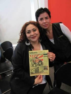 Foto Laura Torres y Diana Arias, cortesía Kiniro Kay
