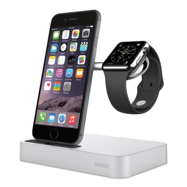 Belkin Charge Dock iPhone+Applewatch 3