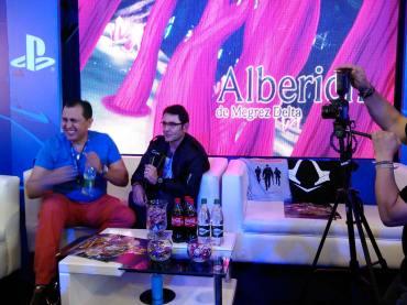Marcos Patiño (lado izquierdo). Foto por: Juan Carlos Quenguan