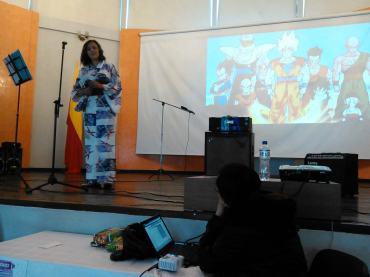 Concierto de la cantante Yuna. Foto por: Juan Carlos Quenguan