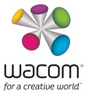 Logo nuevo Wacom for creative world