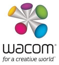 Logo nuevo Wacom for creative world