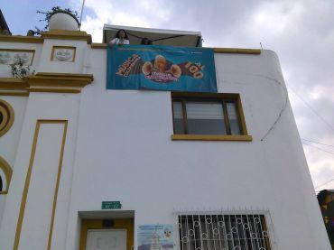 Imagen del Sistema Radio Candelaria. Foto por: Juan Carlos Quenguan
