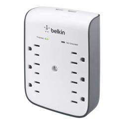 Belkin SurgePlus USB Wall Mount 1