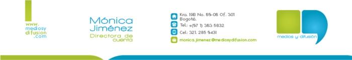 FIRMA CORREOS M&D MONICA