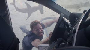 SHARKNADO 3: OH HELL NO! -- Pictured: Ian Ziering as Fin Shepard -- (Photo by: Syfy)